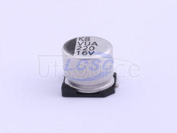 Lelon VUA221M1CTR-0810(5pcs)