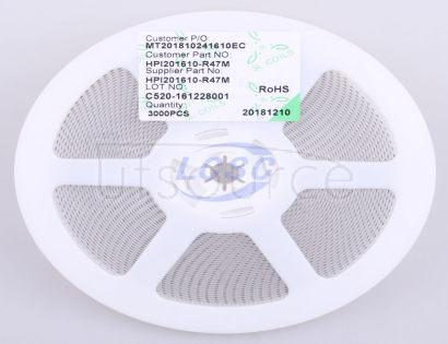 3L COILS HPI201610-R47M