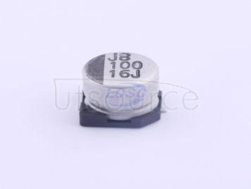 Lelon VEJ101M1CTR-0606(10pcs)