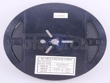 ECEC(ZheJiang E ast Crystal Elec) Q26000c036
