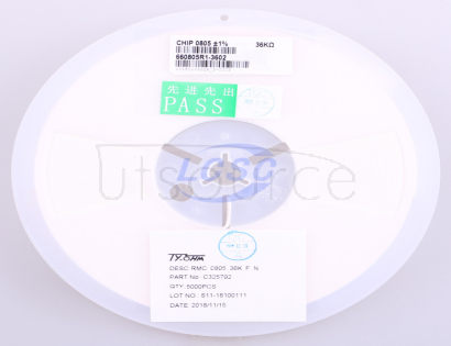 Tyohm RMC080536K1%N