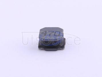 Coilmaster Elec SQH5040S-470M-LF