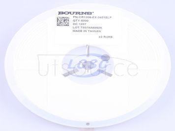 BOURNS CR1206-FX-3401ELF(50pcs)