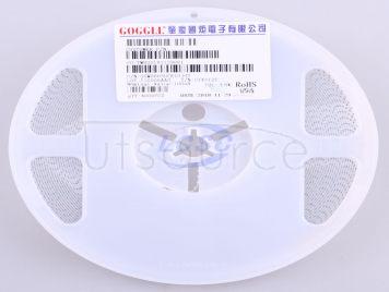GOOGLL(Zhaoqing Guoju Elec) GGW0603UCR10JGT(10pcs)
