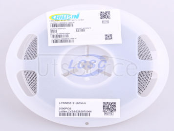 Chilisin Elec LVS303012-100M-N(10pcs)