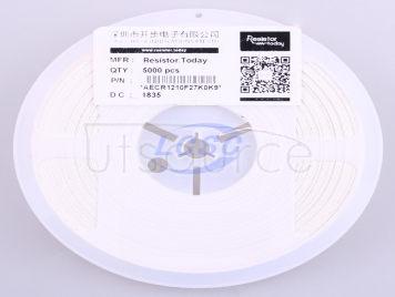 ResistorToday AECR1210F27K0K9(10pcs)