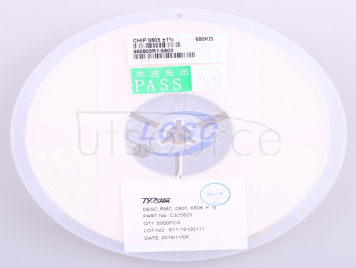 TyoHM RMC0805680K1%N(50pcs)