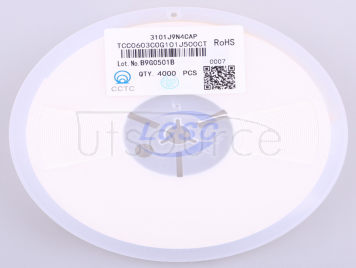 CCTC TCC0603COG101J500CT(100pcs)