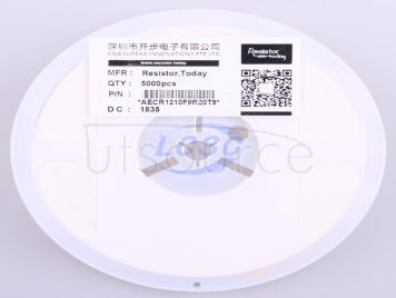 ResistorToday AECR1210F8R20T9(10pcs)