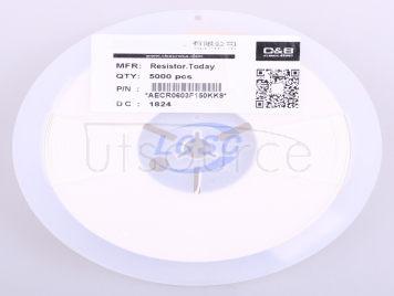 Resistor.Today AECR0603F150KK9(100pcs)