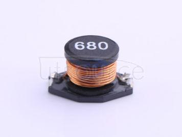 Chilisin Elec SSL0810T-680M-N