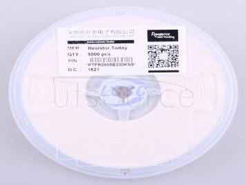 Resistor.Today PTFR0805B330KN9(5pcs)