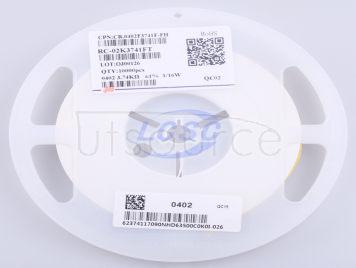 FH(Guangdong Fenghua Advanced Tech) RC-02K3741FT(100pcs)