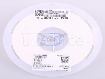 YAGEO AC0603JR-07220KL(100pcs)