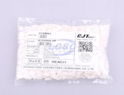 Changjiang Connectors A1254HA-4P