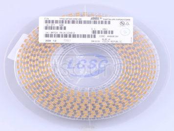 AVX TPSD107K016R0100