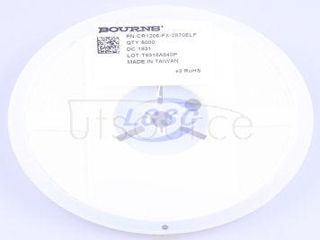 BOURNS CR1206-FX-2870ELF(50pcs)