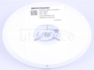BOURNS CR1206-FX-3302ELF(50pcs)