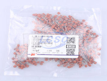 FH(Guangdong Fenghua Advanced Tech) CT1-F5Y5P3B561KSP(50pcs)