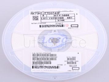 KOA Speer Elec RK73H1JTTD3743F(100pcs)