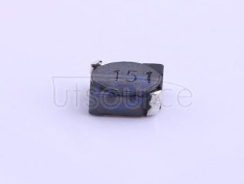 Chilisin Elec SCDS4D28T-151M-S-N