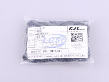 CJT(Changjiang Connectors) A2005H-4P(20pcs)