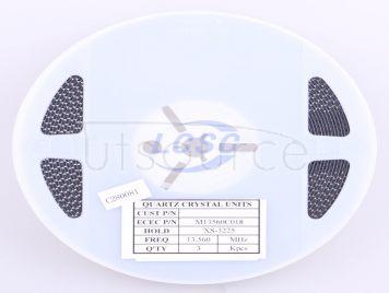 ECEC(ZheJiang E ast Crystal Elec) M13560C018(5pcs)
