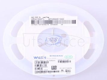 Walsin Tech Corp WR04X1500FTL(100pcs)
