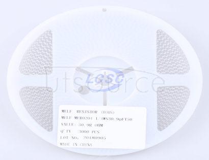 Thunder Component MELF-MFR02041/4WS30.9ΩFT50(20pcs)