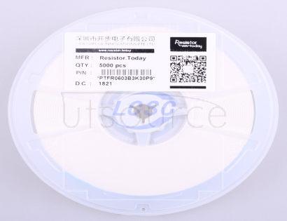 ResistorToday PTFR0603B3K30P9