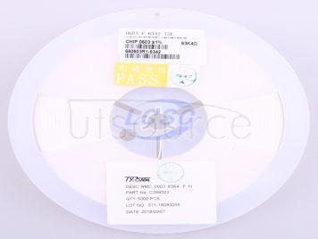 TyoHM RMC060363.4K1%N(100pcs)