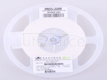 HKR(Hong Kong Resistors) RCT03220KJLF(100pcs)