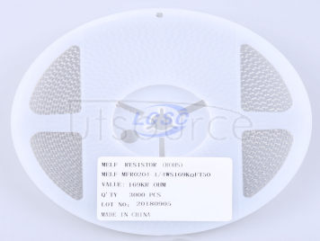 Thunder Component MELF-MFR02041/4WS169KΩFT50(20pcs)