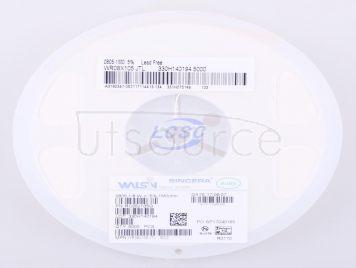Walsin Tech Corp WR08X105JTL(50pcs)
