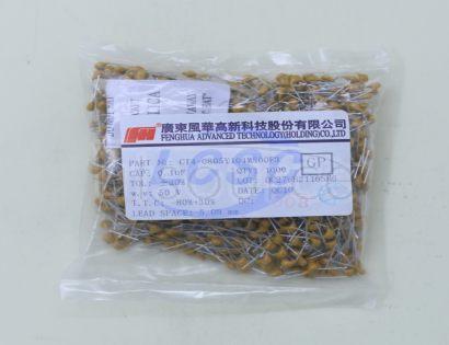 Guangdong Fenghua Advanced Tech CT4-0805Y104M500F3