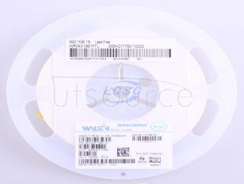 Walsin Tech Corp WR04X1961FTL(100pcs)