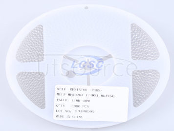 Thunder Component MELF-MFR02041/4WS1.8ΩFT50(10pcs)