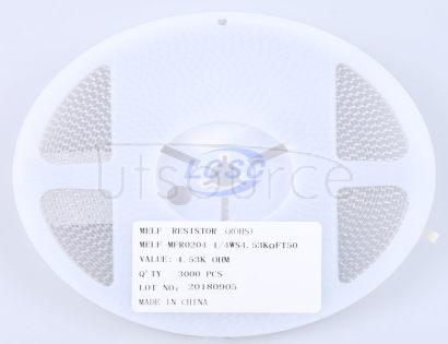 Thunder Component MELF-MFR02041/4WS4.53KΩFT50