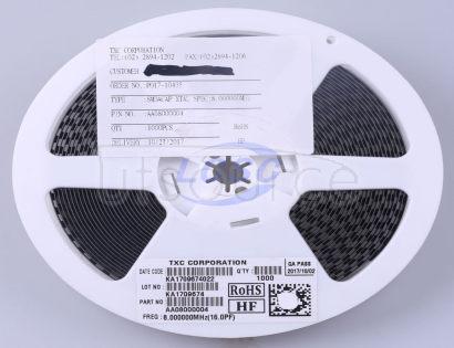 TXC Corp AA08000004