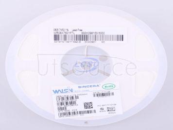 Walsin Tech Corp WR08X7501FTL(50pcs)