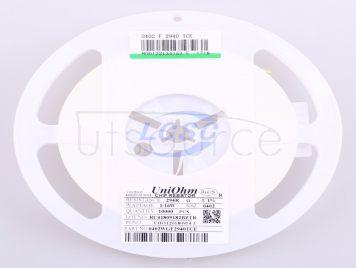 UNI-ROYAL(Uniroyal Elec) 0402WGF2940TCE(100pcs)