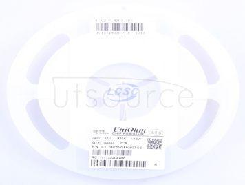 UNI-ROYAL(Uniroyal Elec) 0402WGF8203TCE(100pcs)