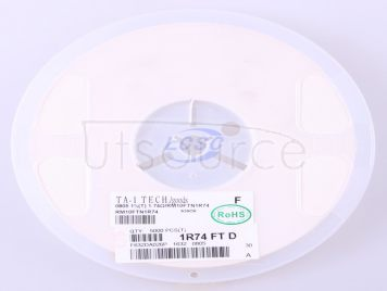 TA-I Tech RM10FTN1R74(100pcs)