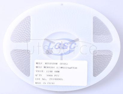 Thunder Component MELF-MFR02041/4WS124ΩFT50