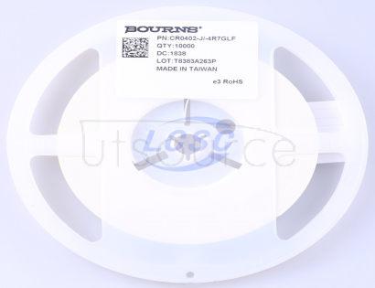 BOURNS CR0402-J/-4R7GLF(50pcs)