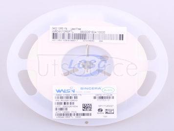 Walsin Tech Corp WR04X10R5FTL(100pcs)