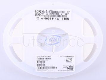YAGEO AC0603FR-07118RL(50pcs)