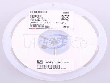 FH(Guangdong Fenghua Advanced Tech) RS-03K1501FT(100pcs)