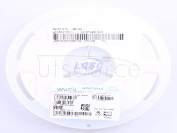 Walsin Tech Corp WR06X6191FTL(100pcs)