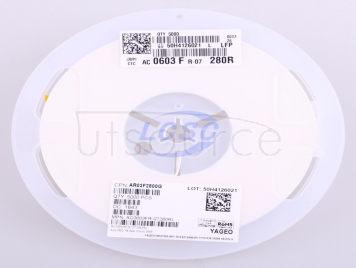 YAGEO AC0603FR-07280RL(100pcs)